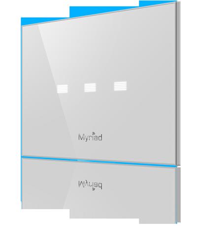 Myriad | Wireless Home Automation | Wireless Sticker